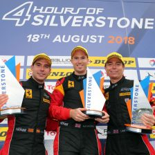 MacDowall, Griffin claim second win