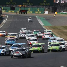 Dinamic in pista a Hockenheim