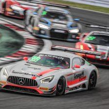 Bastian/Niederhauser lead Mercedes 1-2