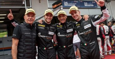 BHK Motorsport in crescita