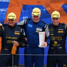 Ebimotors: terzo podio in Austria
