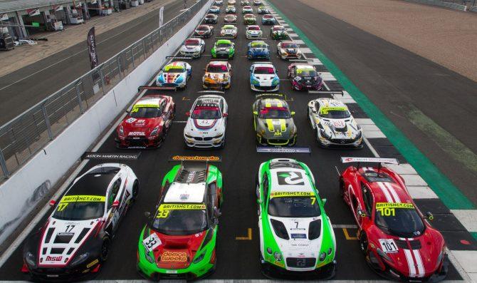 British GT unveils 2019 calendar