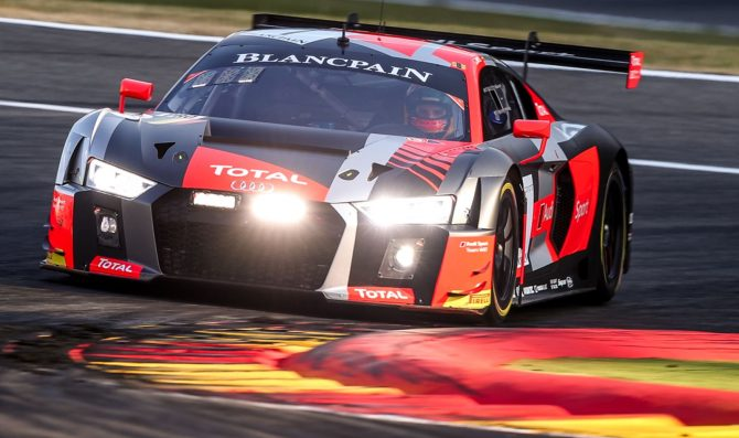 Audi rivela gli equipaggi per Suzuka