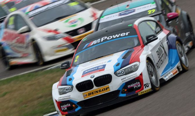 BTCC: Turkington in testa