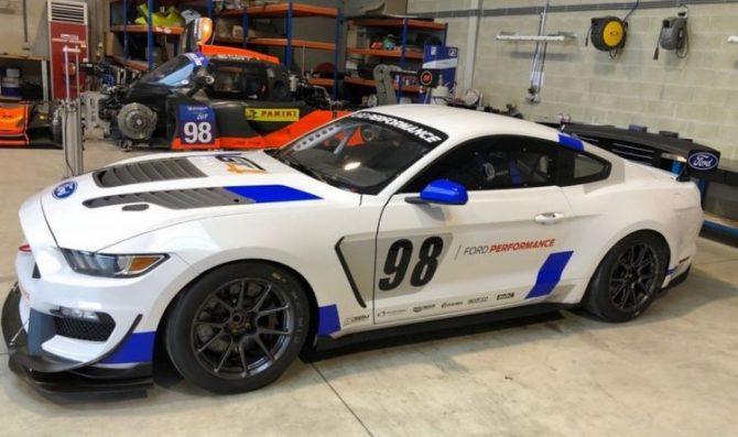 Motorsport 98 set for GT4 return