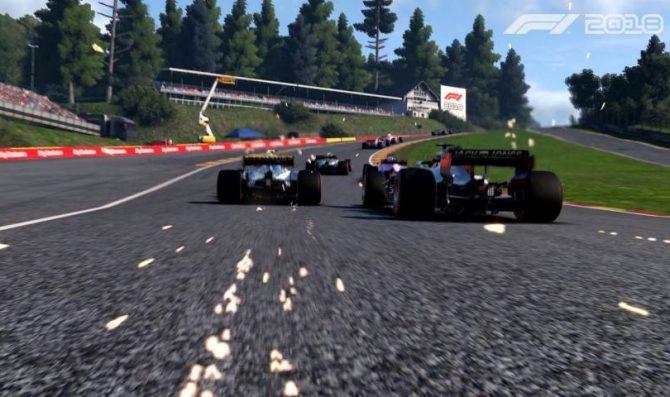 F1 2018 è disponibile