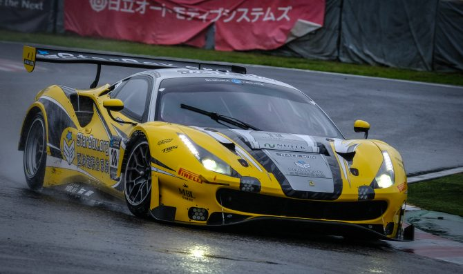 Ferrari takes pole for 10H Suzuka