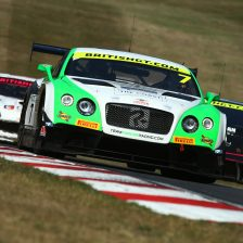 100% British entry for Parker Racing