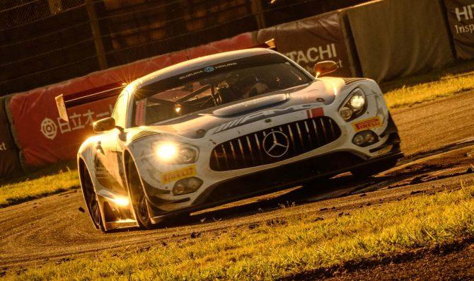 Doppietta Mercedes a Suzuka