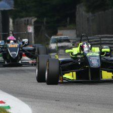 Cola all'assalto del titolo F.3 FIA-CEZ