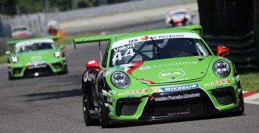 Target Racing cerca il podio