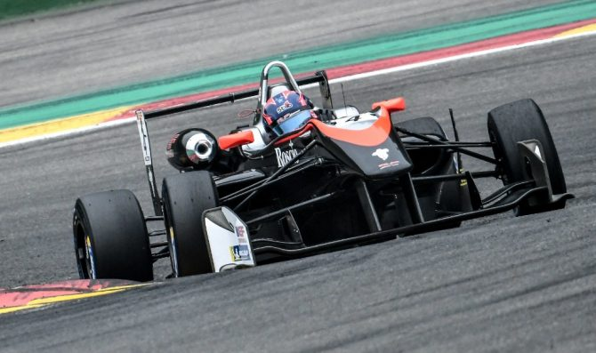 RP Motorsport in Uk