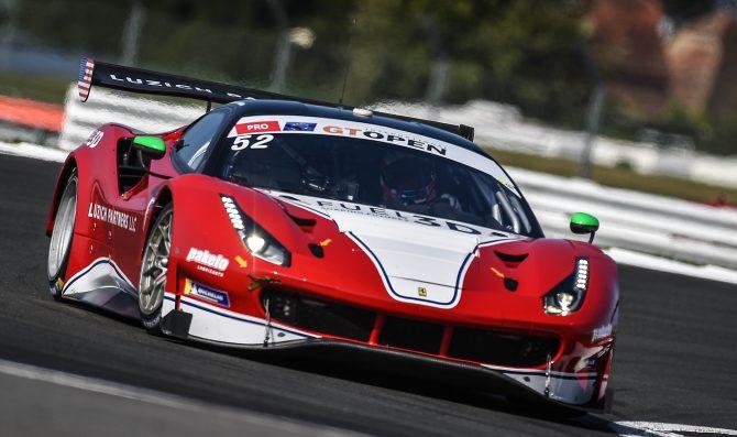 Ferrari batte Lambo a Silverstone