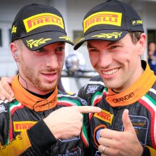 Bortolotti, Engelhart return to victory