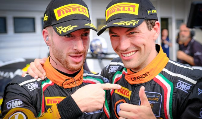 Bortolotti, Engelhart return to victory