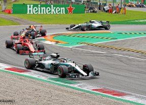 F1 a Monza, lo spettacolo di Bonoragency - 0