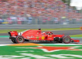 F1 a Monza, lo spettacolo di Bonoragency - 22