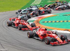 F1 a Monza, lo spettacolo di Bonoragency - 25