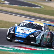 Preview: a Vallelunga rientra Mosca