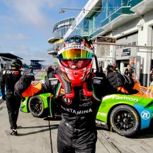 Nurburgring: Bortolotti in pole