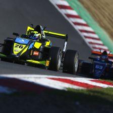 British F3 heads to Donington