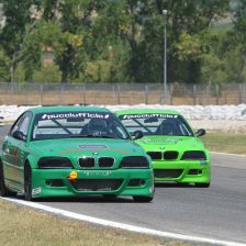 A Magione BMW 318 e Entry Cup