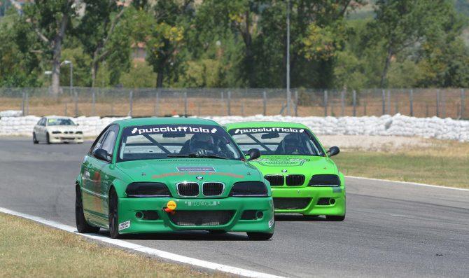 A Magione BMW 318 e Entry Cup