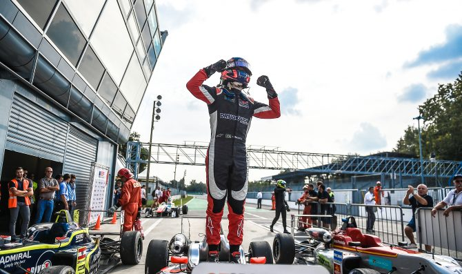 Drugovich moves closer to title