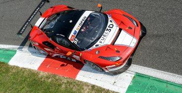 Paura a Monza per Hellmeister