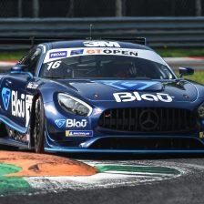 Hellmeister injured at Monza