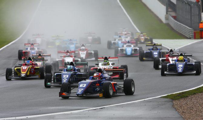 British F3 confirms same car for 2019
