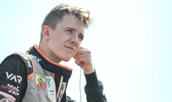 Vesti to make FIA F3 debut