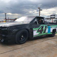 Davide Amaduzzi returns to action at  Tucson Speedway