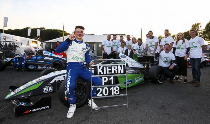 Jewiss wraps-up British F4 title
