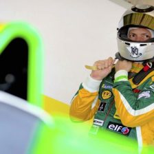 Peccenini verso Le Mans
