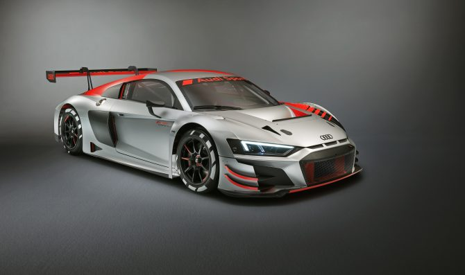 New Audi R8 LMS Evo unveiled