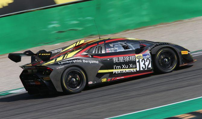 Monza, libere: una Super Trofeo davanti