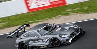 Assenheimer, Baumann lead Mercedes one-two