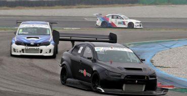 Una vettura per Porteiro Motorsport