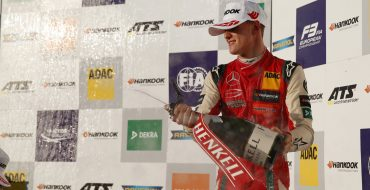 Lundvist campione della F.3 inglese