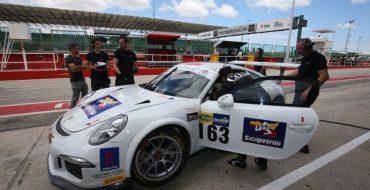 Ebimotors da podio a Spa