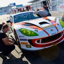 Kauppi settimo con Nova Race