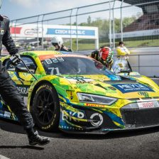 Tregurtha makes ADAC GT debut