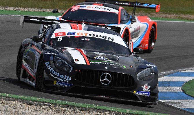 Meadows a Spa con Antonelli Motorsport