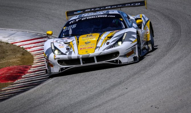 Cassidy, Serra join HubAuto at Spa