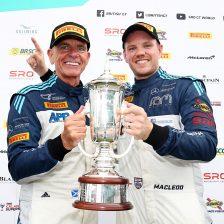 Loggie-MacLeod primi a Silverstone