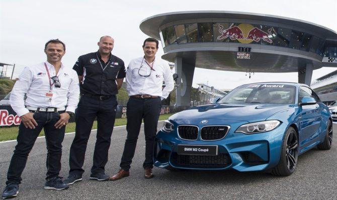 Capirossi ospite di BMW a Imola