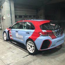 TCR Italy: dai rally arriva Reduzzi