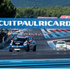 Al Paul Ricard la Clio Cup Open