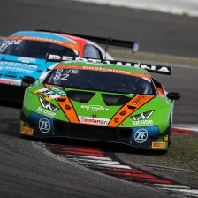 Lamborghini ancora in pole